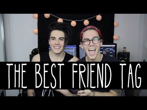 THE BEST FRIEND TAG | JESSE MANN & CLINTON CAVE
