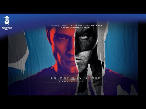 OFFICIAL - Black And Blue - Batman v Superman Soundtrack - Hans Zimmer & Junkie XL