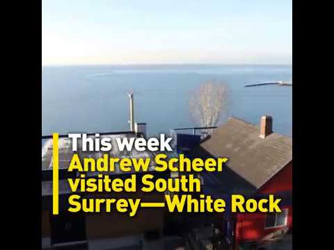 Visiting South Surrey—White Rock