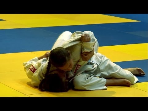 Anatole Irish Judo Girl: Some Winning Fights / Competitons 2013. 柔道 дзюдо