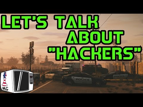 Let's Talk About: Hackers - Rainbow Six Siege