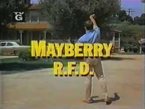 Mayberry R.F.D.  (Intro) S1 (1969)