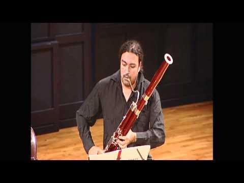 W.A.Mozart: Sonate for bassoon & cello K.292 Boudreault & Brendstrup, International Music Festival