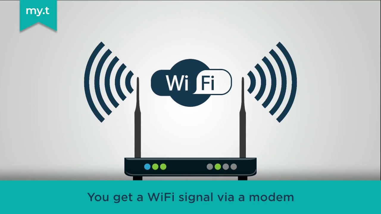 my t home - Your Wi-Fi coverage