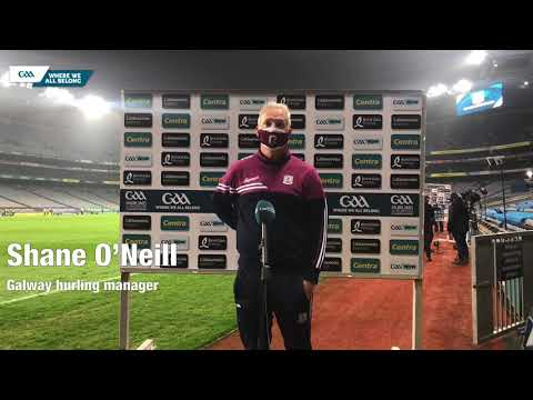 Shane O'Neill talks to GAA.ie