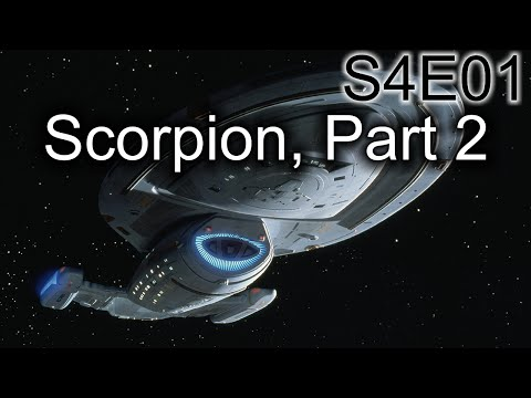 Star Trek Voyager Ruminations: S4E01 Scorpion, Part 2