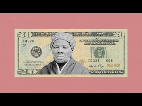 Stichiz - Look At The Preliminary Design of the Harriet Tubman $20 Bill.