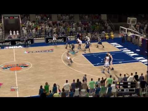 Nba 2k13 1995 Playoffs East Semifinals Game 1 Indiana Pacers Vs N.Y. Knicks