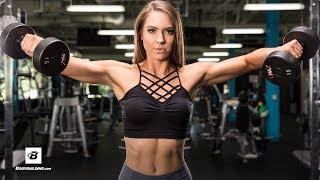 Full-Body Finisher Workout | Sarah Hunsberger, NPC National Bikini Champion