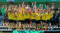 Never Give Up! |  Borussia Dortmund's U19 Champions!