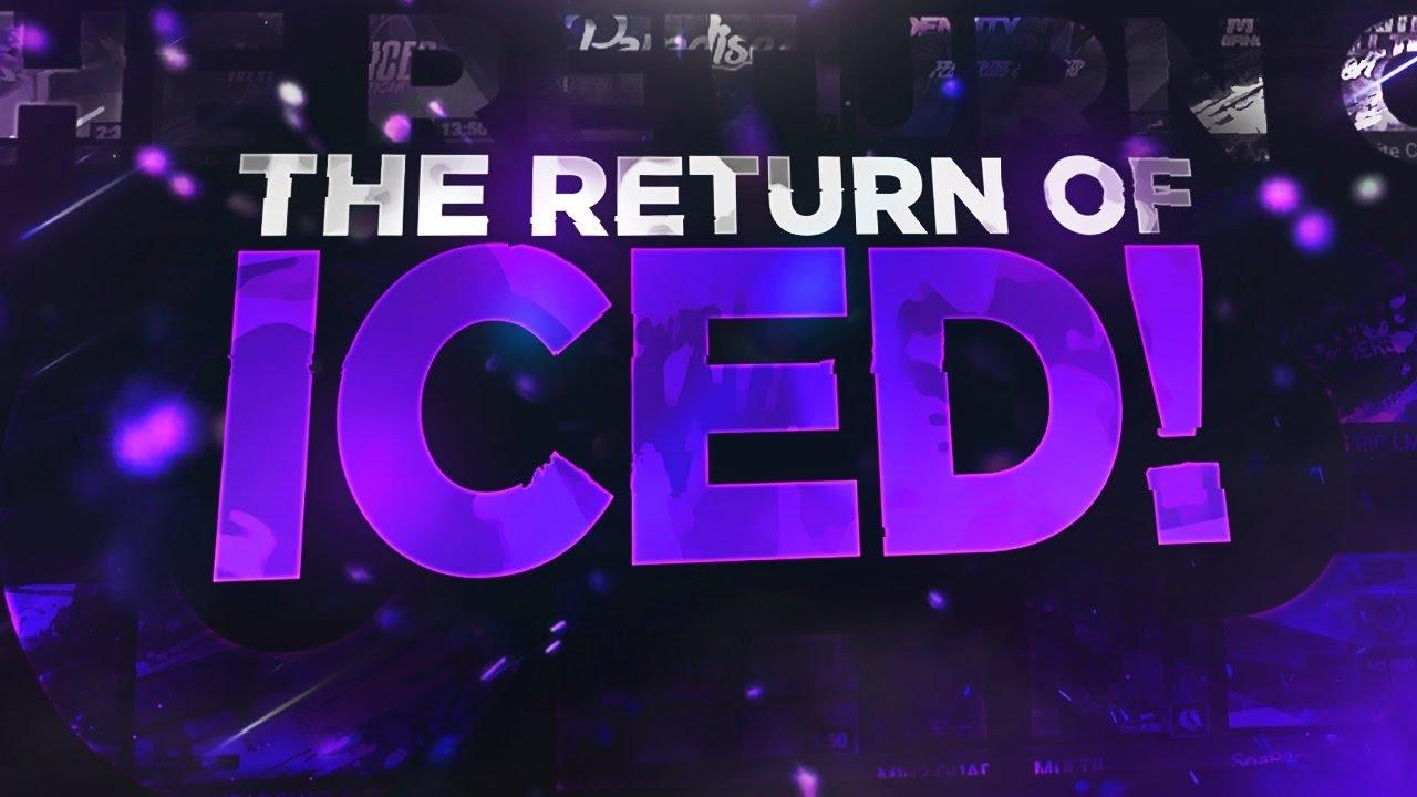 THE RETURN OF ICED (PS4, INFINITE WARFARE BETA, & MORE)