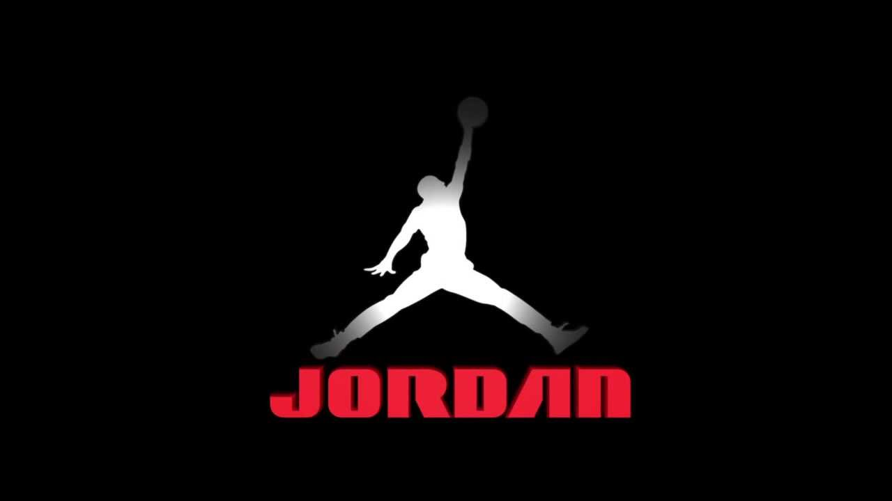 how to draw jordan logo