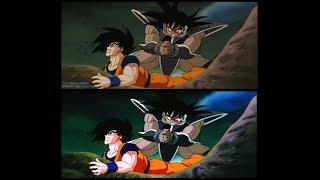 Dragon Ball Z: Tree Of Might - Original Vs Remastered ~ Comparison