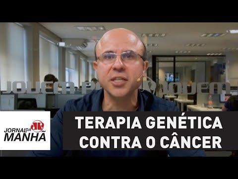 FDA aprova comercialização da primeira terapia genética contra o câncer nos EUA | Fernando Maluf