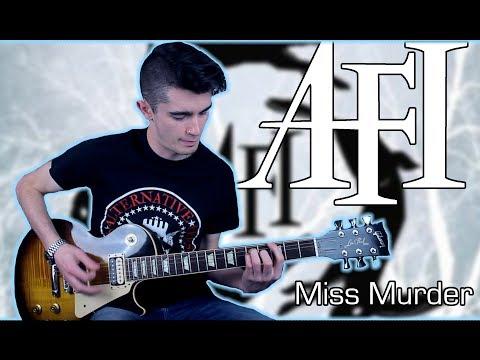 AFI - Miss Murder (Guitar & Bass Cover w/ Tabs)
