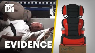 Test Videos Reveal How Evenflo Booster Seats Put Children at Risk