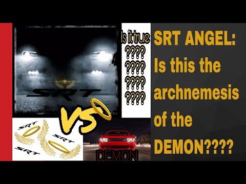 SRT ANGEL: The Dodge Demon's archnemesis??????