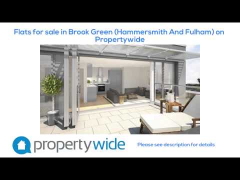 Flats for sale in Brook Green (Hammersmith And Fulham) on Propertywide