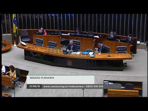 PLENÁRIO - Sessão Deliberativa - 31/08/2016 - 09:00