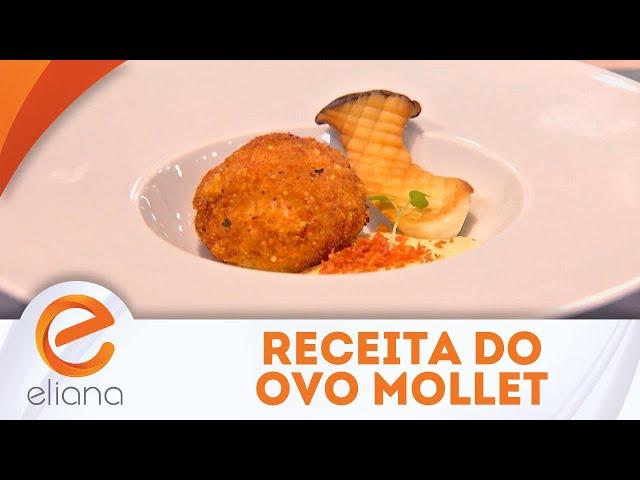 MINHA MULHER QUE MANDA - RECEITA DO OVO MOLLET