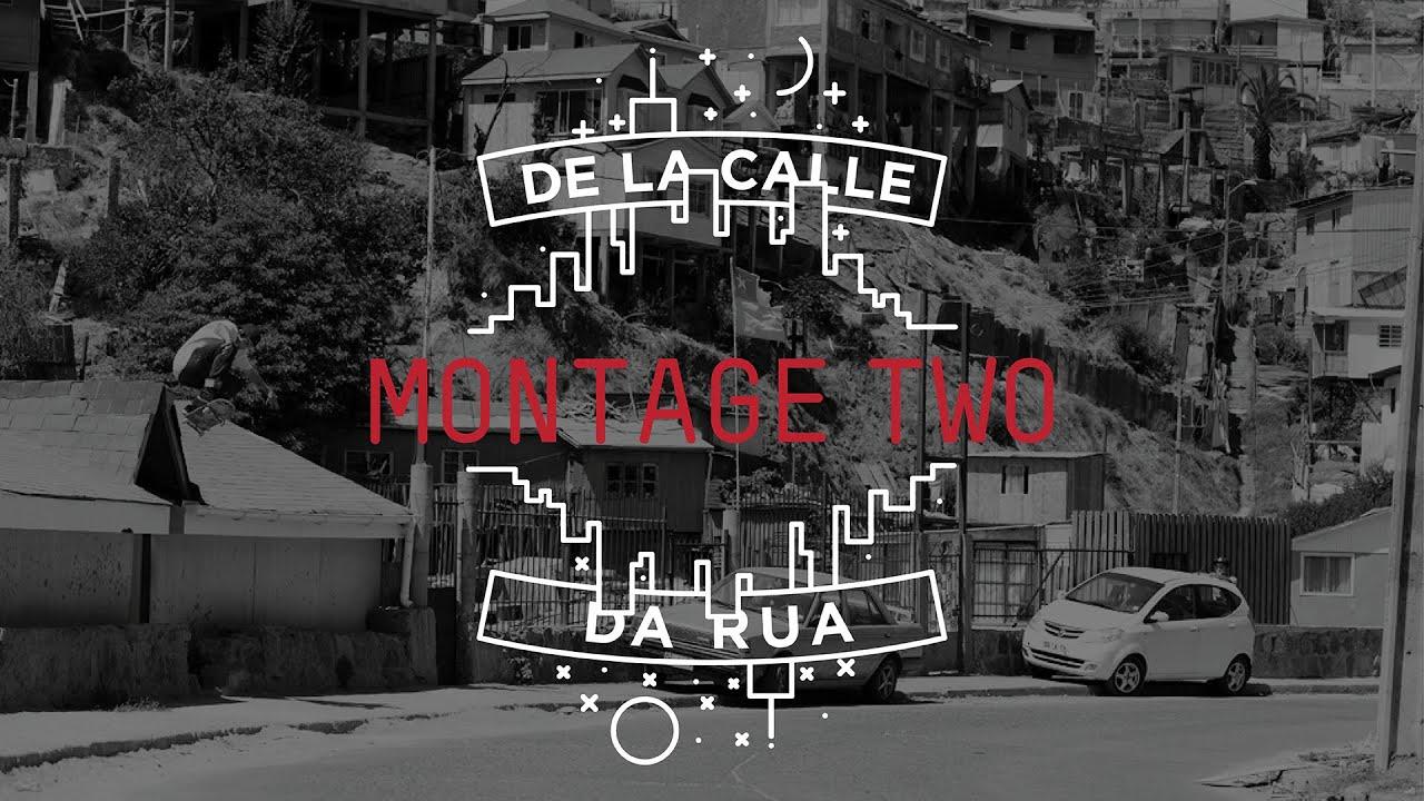 newest 2186b b1ae1 DC SHOES: DE LA CALLE/DA RUA - MONTAGE TWO