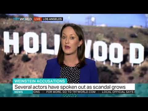 Oscars board expels Harvey Weinstein