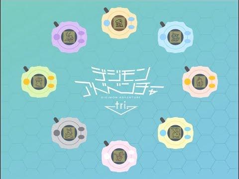 Digimon Adventure Tri - Brave Heart (All Digivolutions)