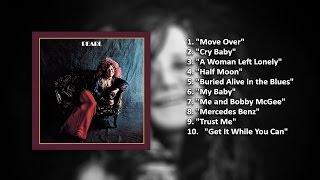 Janis Joplin - Pearl  [1971] (full album) HQ