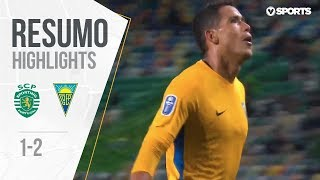 Highlights   Resumo: Sporting 1-2 Estoril (Allianz Cup #2)