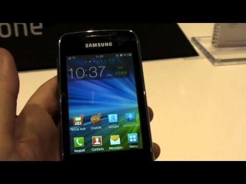 Samsung Wave M y Wave Y