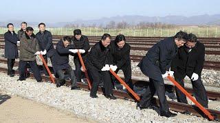 КНДР и Южная Корея восстанавливают железнодорожное сообщение…
