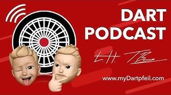 #50 Alle PDC Dart Weltmeister mit Phil Taylor & Co. im Schnellcheck | myDartpfeil Podcast
