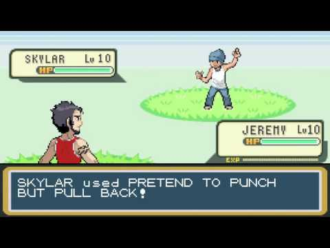 What Human Fights Look Like In The Pokemon World