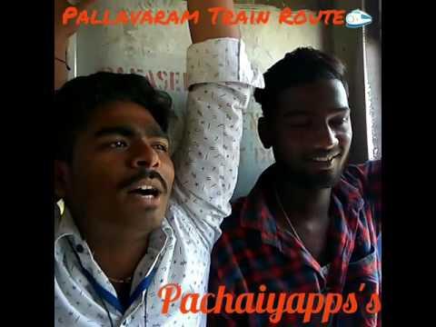 Pachaiyappa's Train Route