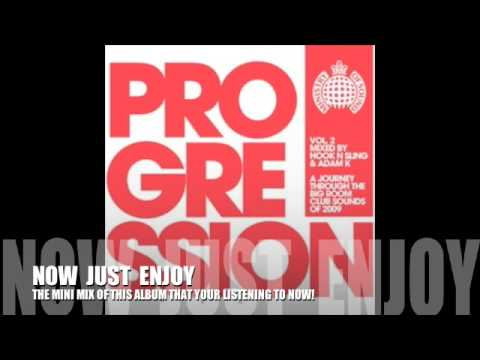 MINISTRY OF SOUND - PROGRESSION 2 - NEW ALBUM OUT NOW !!!