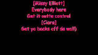 lyrics to lose control by missy elliot thumbnail