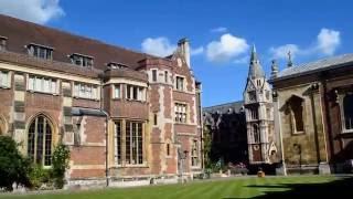 Jelajah Inggris : Blusukan Di Kampus Universitas Cambridge