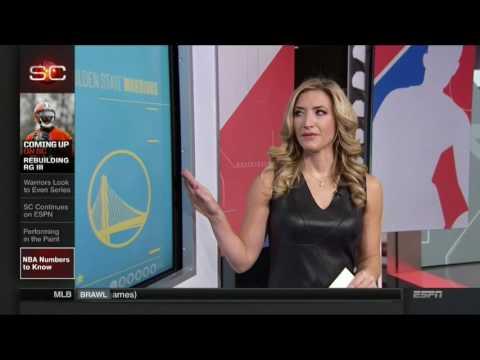 Sara Walsh, Cynthia Frelund, Lindsay Czarniak | ESPN