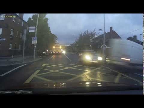Dublin Dash Cam. Take Care While Driving In Northside Dublin.
