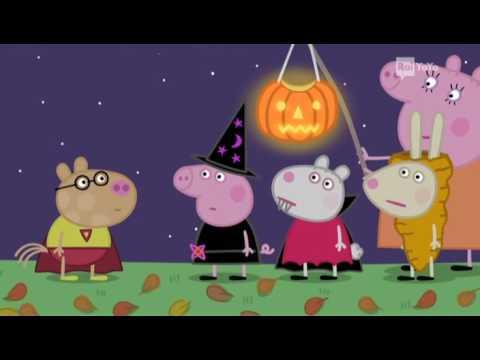 Peppa Pig   La festa della zucca   (Speciale Halloween)
