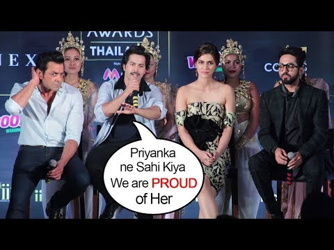 Bollywood Celebs Unbelievable SHOCKING Support To Priyanka Chopra Making FUN Of Hindus In Quantico