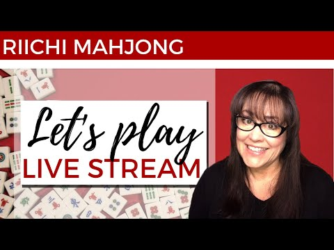 Riichi Mahjong Let's Play Live Stream 20200223