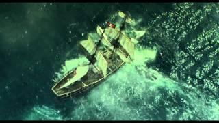 В сердце моря - Трейлер №3 (дублированный) 1080p