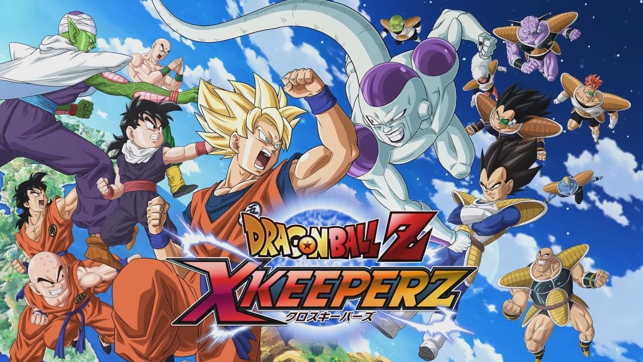 First Dragon Ball Z Xkeeperz Trailer - A 4-Vs-4 Survival -1639
