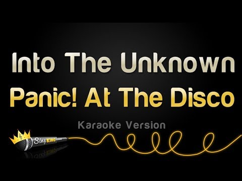 panic!-at-the-disco---into-the-unknown-(karaoke-version)
