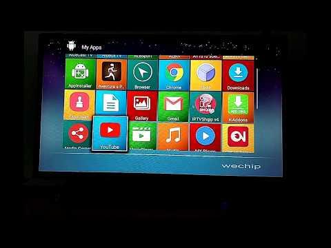 W95 TV Box Test performance ANTUTT Benchmark Android 7.1 Smart BOX TV 2GB RAM 16GB ROM