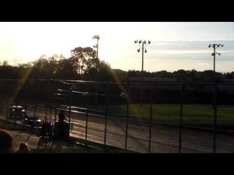Mod Lite Heat 1 @ Boone Speedway 05/27/16