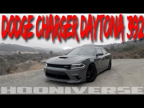 The Dodge Charger Daytona 392 - A perfectly simple, silly machine