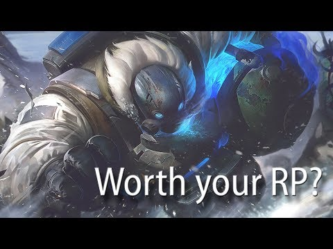 Arctic Ops Gragas - Is It Worth Your RP?