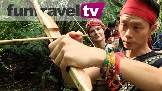 Taiwan Jungle with a local Tribe Travel Adventures